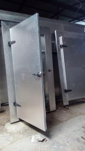 fabricacion y reaparacion cavas cuarto, puertas cava cuarto
