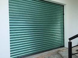 fabricación y reparación de cortinas de acero