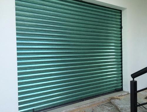 fabricación y reparación de cortinas de acero metálicas
