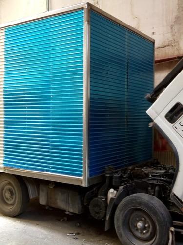 fabricacion y reparacion de furgones