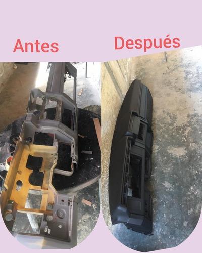 fabricacion y reparacion de piezas en fibra de vidrio