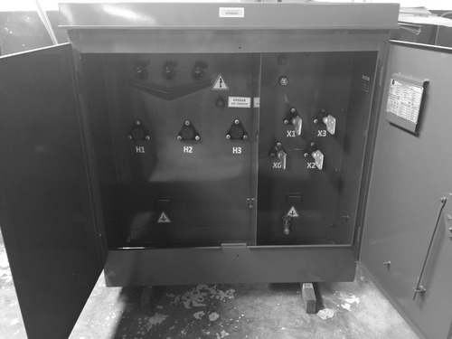 fabricación y reparación de transformadores pad mounted