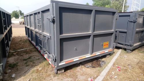 fabricación y venta de contenedores en equipo roll of