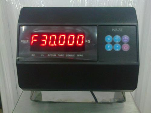 fabricación,calibracion,reparación de balanzas industriales.