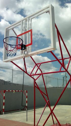 fabricacion,reparacion y mantenimiento torres basketball