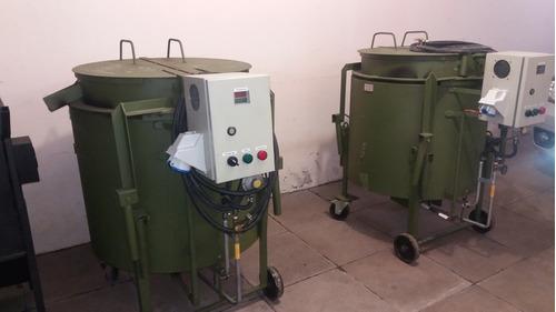 fabricação e manutenção em  aquecedores para impermeabilizaç