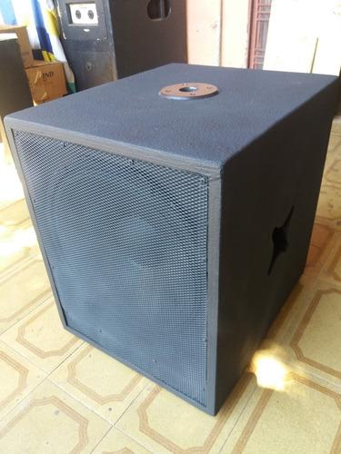 fabricação própria som caixas ativas e passiva sob encomenda