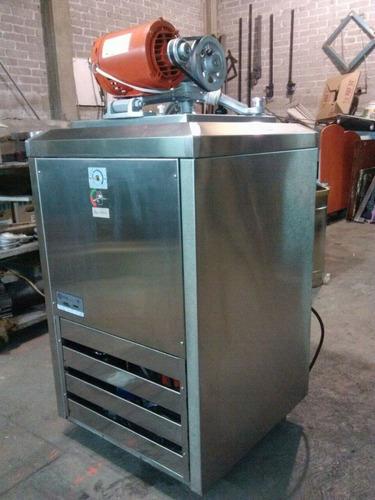 fabricador de helado de una garrafa marca equyfre 3/4 hp