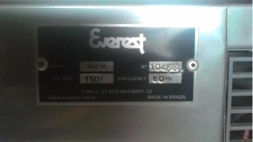 fabricador de hielo everest 50kg diario