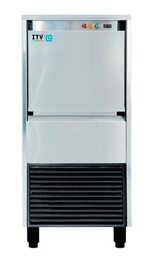 fabricador de hielo itv ice queen 85 kg (frappe)
