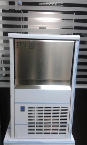 fabricador de hielo marca itv capacidad 30 kilos