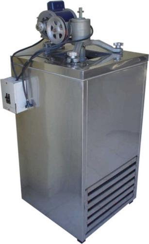 fabricador de nieve de garrafa base helado