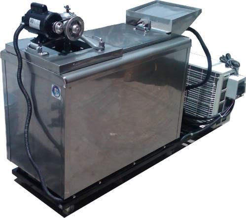 fabricador de nieve paletas y bolis para 2 moldes