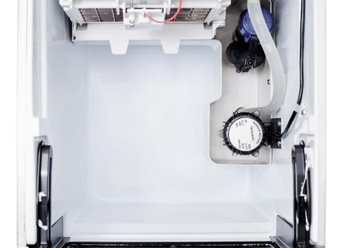 fabricadora de hielo moretti cube 25