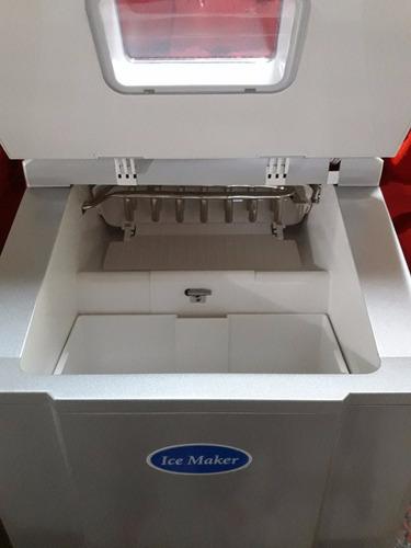 fabricadora hielo maquina