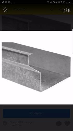 fabricamos canales galvanizada recolectoras de agua de lluva