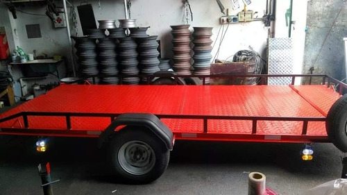 fabricamos carros de arrastre