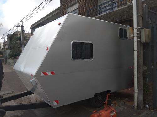 fabricamos casas rodantes