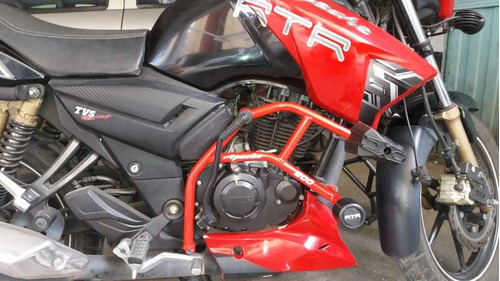 fabricamos defensas para motos, personalizadas