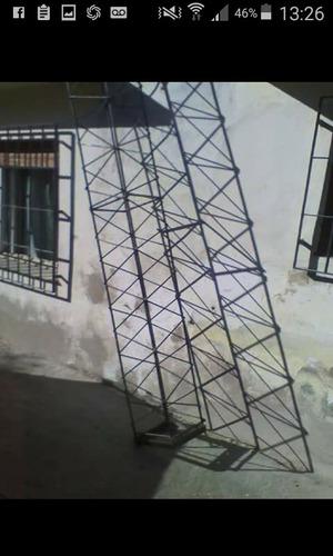 fabricamos e instalamos torres para tanques de agua