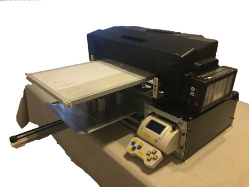 fabricamos impresora textil  uv dtg epson l1800