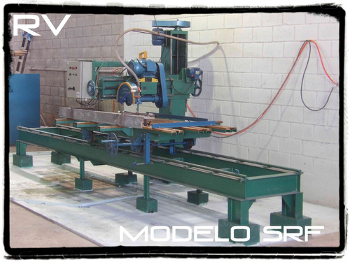 fabricamos  maquina de cortar granito e marmore modelo rv-35
