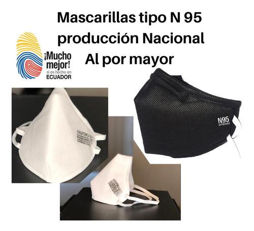 fabricamos mascarillas n95 maquila confección minima 1000 u