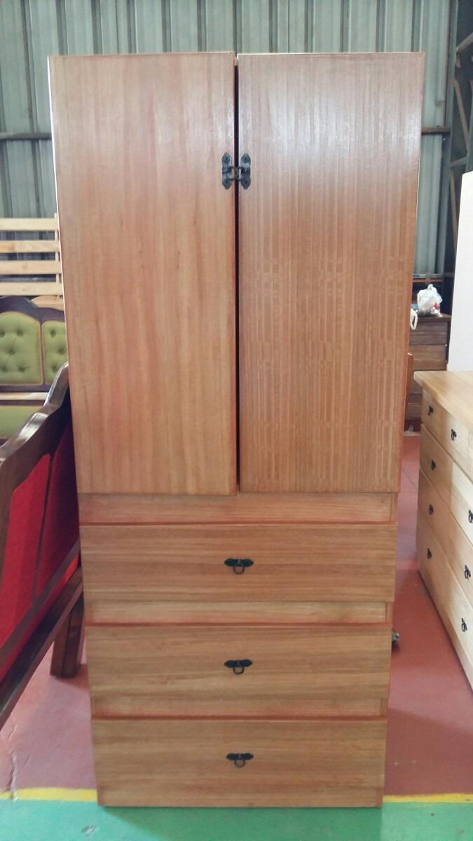 Fabricamos mini closet a medidas en madera de pino 100 for Closet a medida