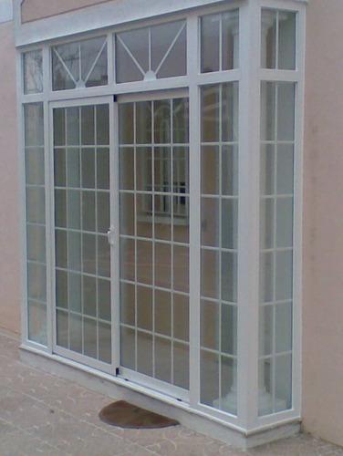 fabricamos  rejas puertas ventanas escaleras marquesinas