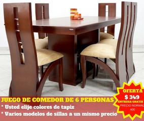 Juego De Comedor - Hogar y Muebles - Mercado Libre Ecuador