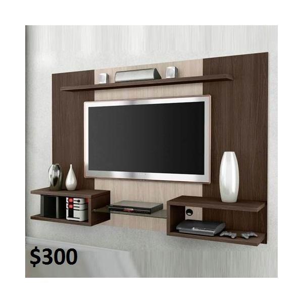 Fabricamos Sus Muebles Para Televisor Modernos Y Prácticos - Bs ...