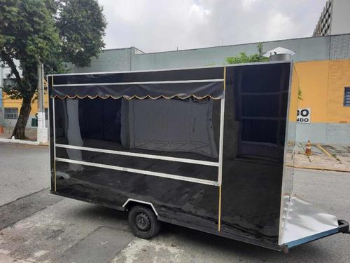 fabricamos trailer, food truck e kombi