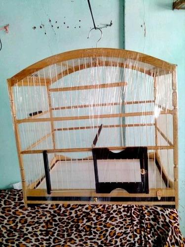 fabricamos voador e gaiola madeira viatico