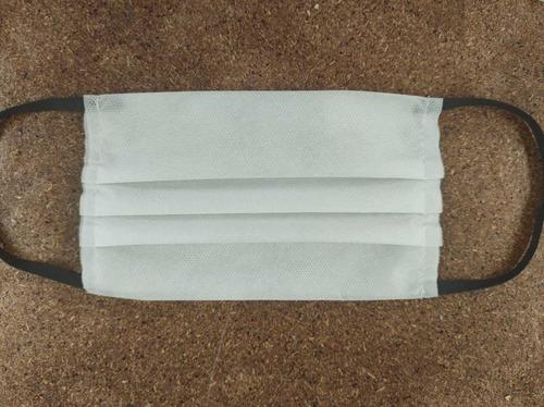 fabricante de cubrebocas tricapa plisado cosido
