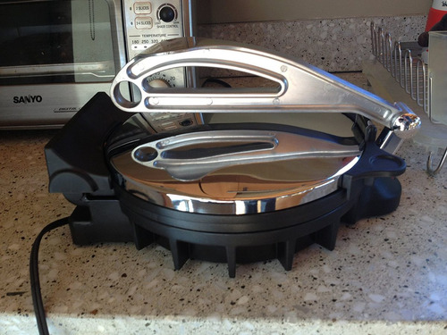 fabricante de tortilla eléctrica antiadherente cucinaprocro