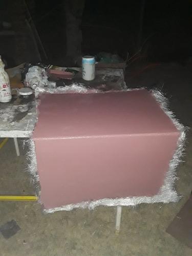 fabricante decuchas en fibra de vidrio