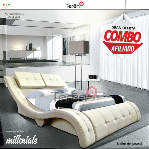 fabricantes camas elegantes y modernas