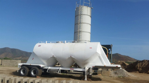 fabricantes cisternas para material a granel, 28mts3