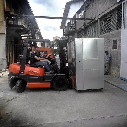 fabricantes de chillers, servicio mantenimiento.