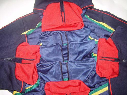 fabricantes de conjunto deportivo  buzo escolar , chombas,