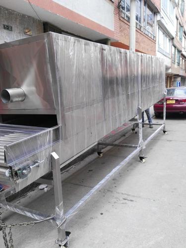 fabricantes de maquinaria procesadores de cítricos y aliment