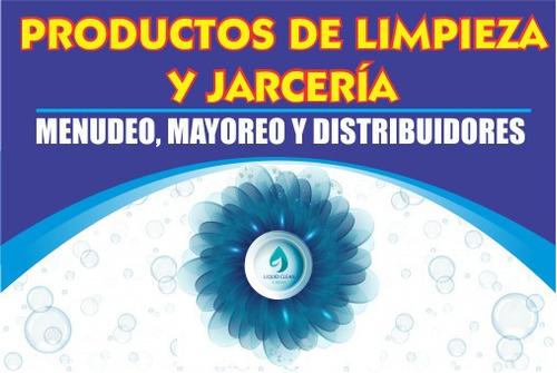 fabricantes de productos de limpieza