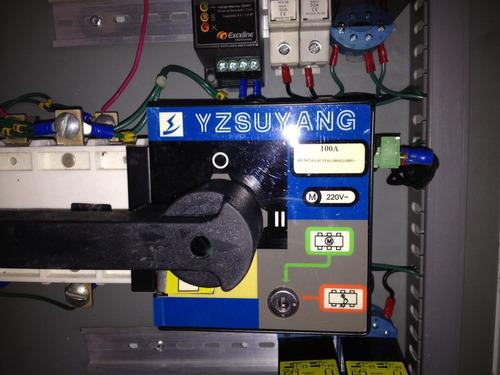 fabricantes de transferencias eléctricas