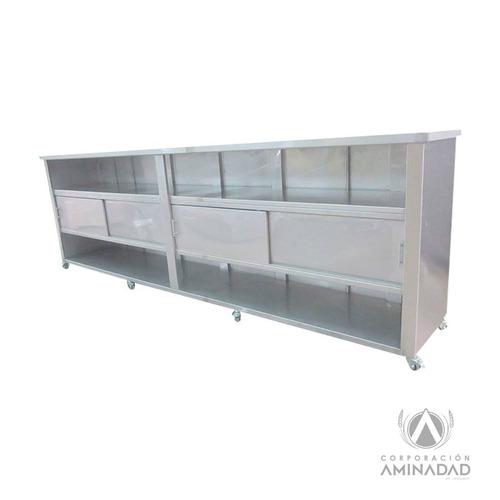 fabricantes muebles y equipos de acero inoxidable