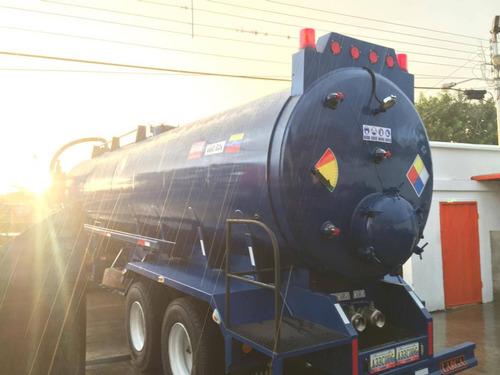 fabricantes semirremolques tanques vacuum para 160 bbls