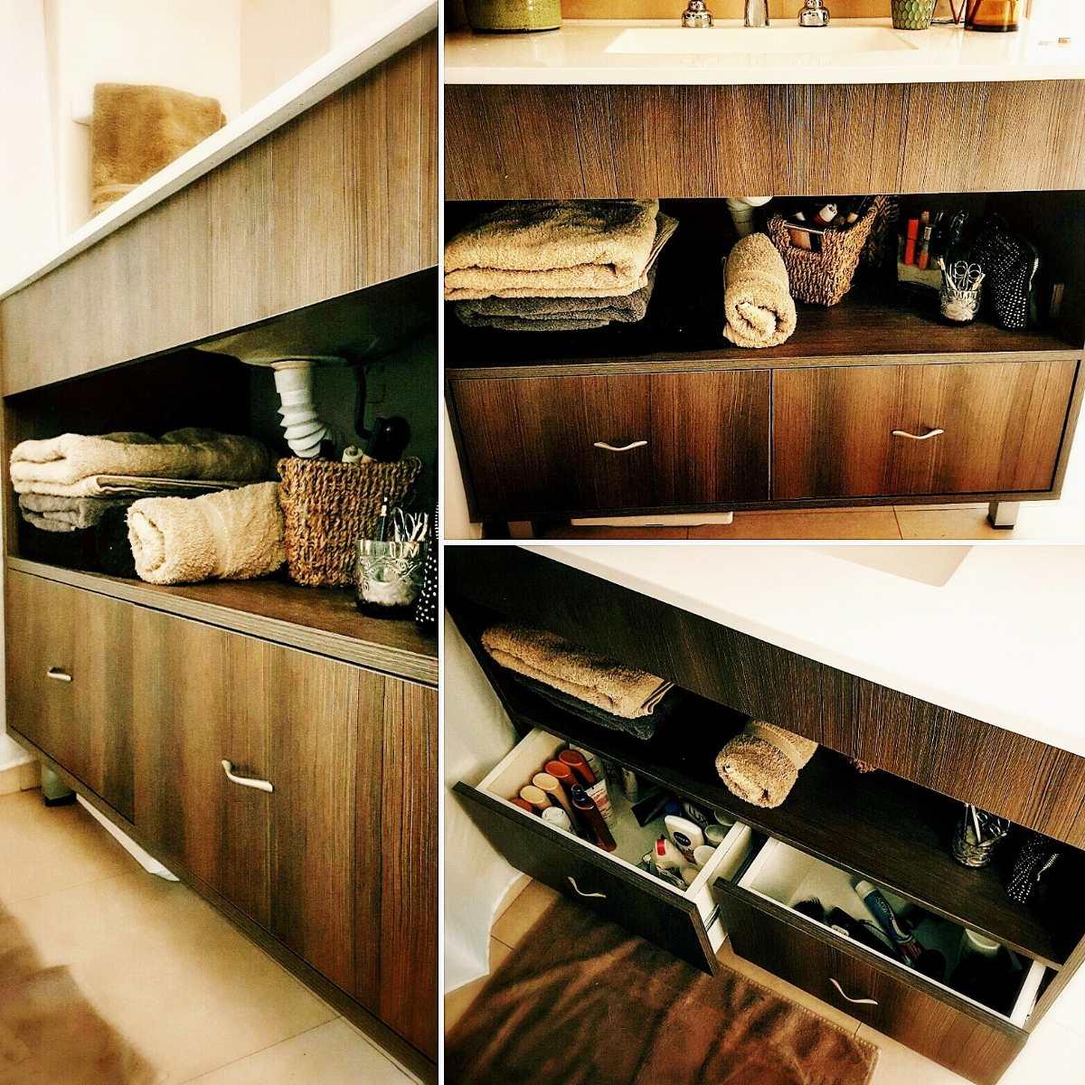 Fabricantes | Vanitory Mueble Baño | Zebrano M+a - $ 9.845,00 en ...