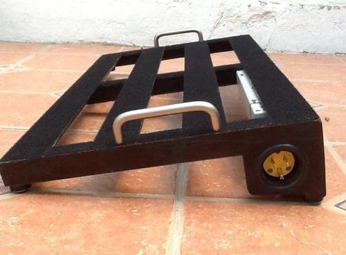 fabrico boards con instalacion electrica y estuche rigido