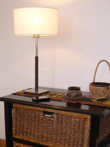 fabrico iluminación | lm-2400 lámpara mesa platil