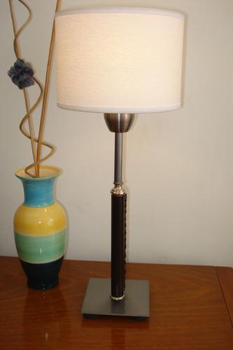 fabrico iluminación | v-2533 velador platil