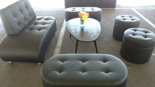 fabrico muebles para eventos ,estilo lounge,  a medida